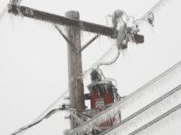 Icy Transformer Source Dawson Public Power District 2007