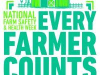 National Farm N Safety Week Logo Color Outline